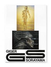 Giger Sorayama Book