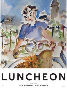 Luncheons Book
