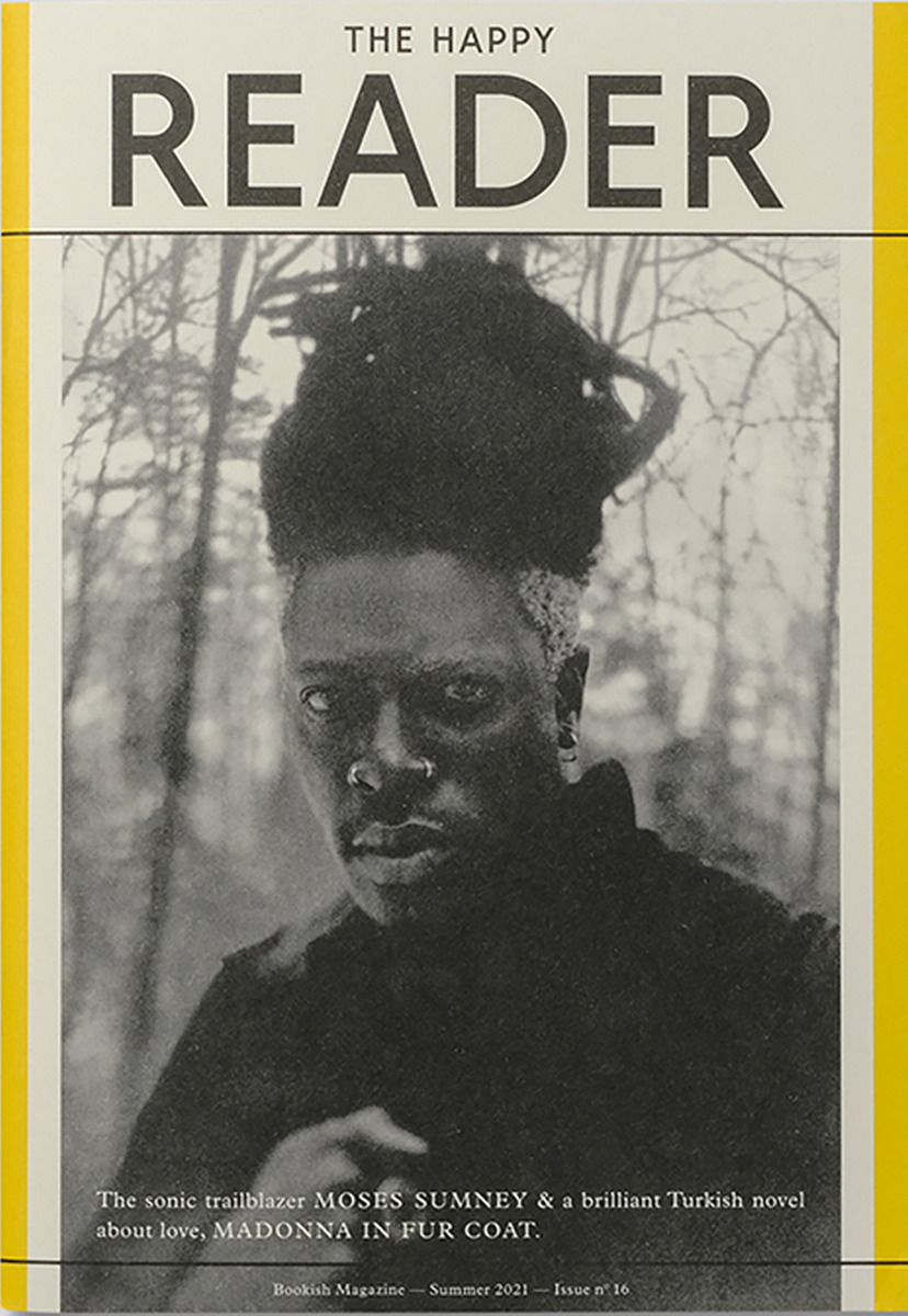 The Happy Reader - Issue 16, Moses Sumney